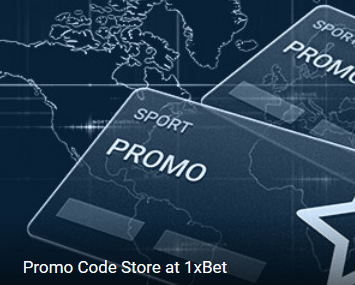 promo code store on 1xbet